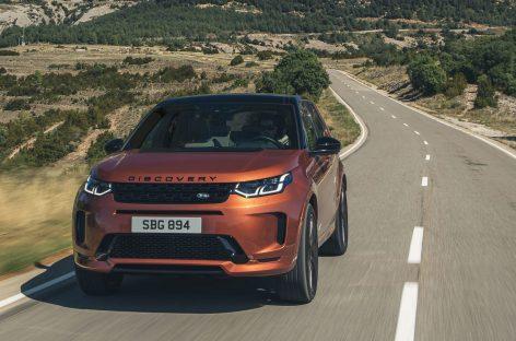Land Rover Discovery Sport получил улучшенные дизельные двигатели