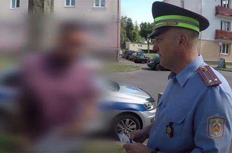 Водителя в Беларуси лишают прав за подачу звукового сигнала — «из-за создания аварийной обстановки»