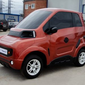 Названы сроки запуска производства первых электромобилей в России
