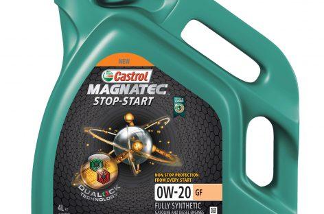 Castrol представляет новое моторное масло MAGNATEC Stop-Start 0W-20 GF