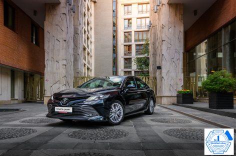 Toyota Camry: высокая остаточная стоимость определяет успех на вторичном рынке