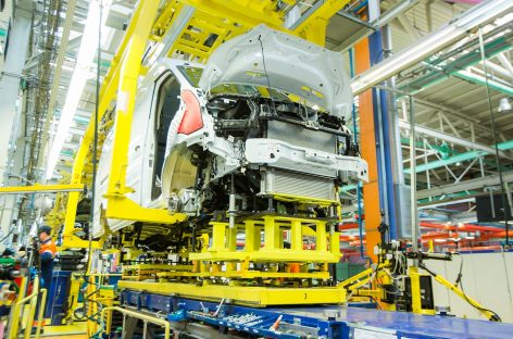 Ford Sollers локализует производство многолистовых рессор для Ford Transit
