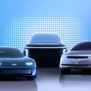 В ближайшие четыре года Hyundai представит три инновационных электромобиля под брендом IONIQ