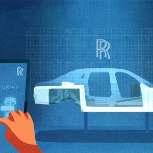 Инженерные достижения в новом Rolls-Royce Ghost