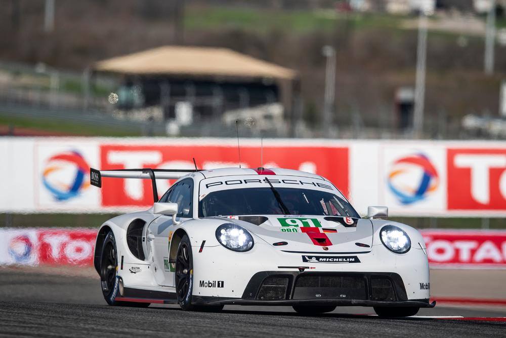 Команда Porsche GT