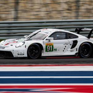 Команда Porsche GT к гонке возобновленного чемпионата WEC полностью готова