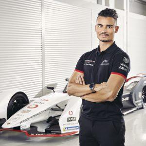 Новый основной пилот команды TAG Heuer Porsche Паксаль Верляйн