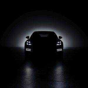 Porsche представляет новый Panamera