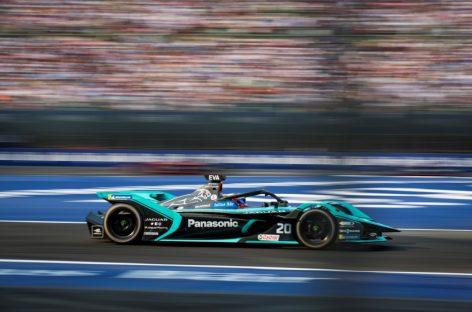 Команда Panasonic Jaguar Racing отправляется в Берлин  для завершения шестого сезона Formula E