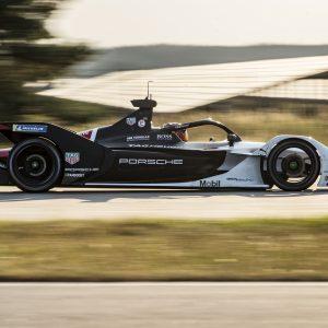 Команда TAG Heuer Porsche Formula E начала тесты в рамках подготовки к седьмому сезону чемпионата