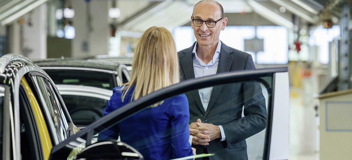 Volkswagen запускает серийное производство модели ID.4
