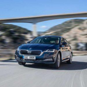 Российская премьера абсолютно новой Škoda Octavia четвертого поколения состоится в сентябре