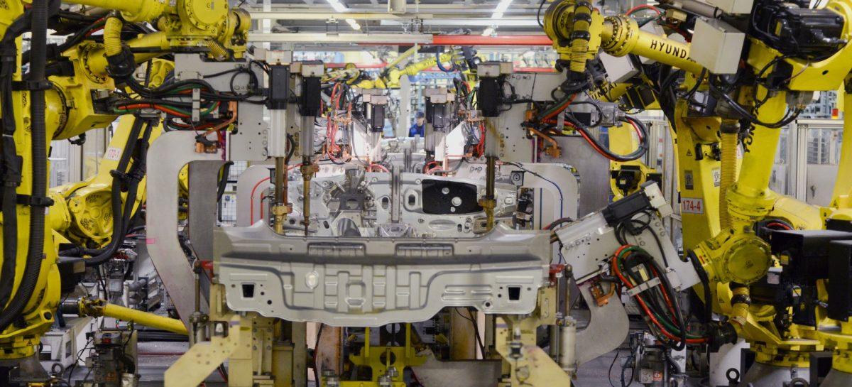 Российский завод Hyundai возвращается к работе на полную мощность