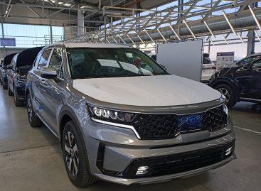 Kia Motors объявляет о начале производства Kia Sorento в России