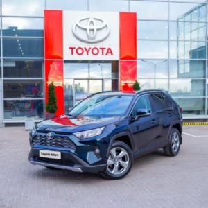 Каждый может сменить свой автомобиль на новенький Toyota или Lexus – новая программа кредитования