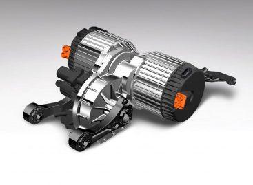 Технологический прорыв в системе электропривода Bentley
