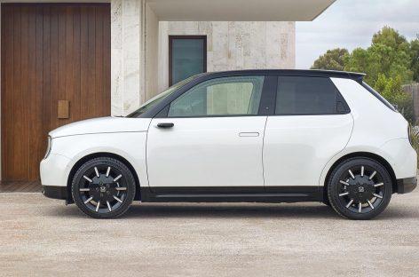 Honda объявила дату старта продаж своего «е-мобиля»