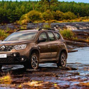 Фото нового Renault Duster для России