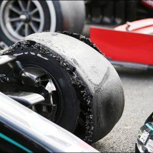 Специалисты Pirelli установили причины разрушений шин в Сильверстоуне