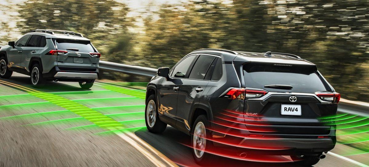 Высокий уровень безопасности – ключевая причина покупки Toyota RAV4