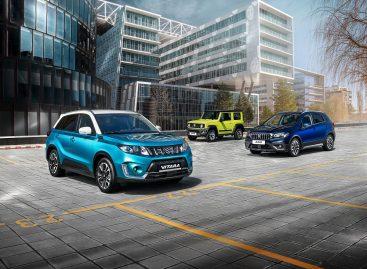 Продажи Suzuki растут в Японии и Индии
