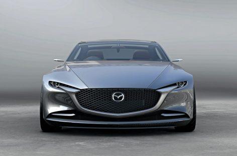Новая Mazda 6 получит задний привод и станет экономичнее