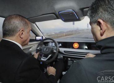 В Турции будут выпускать электрокары