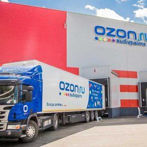 OZON начнет торговать автомобилями в России