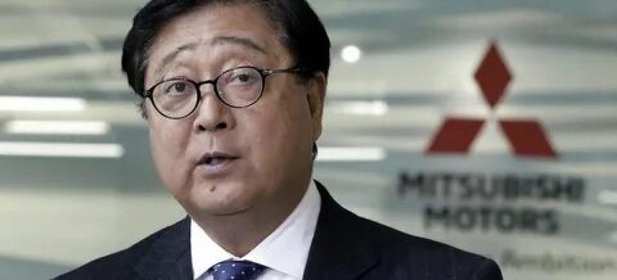 Осаму Масуко покинул пост главы Mitsubishi Motors