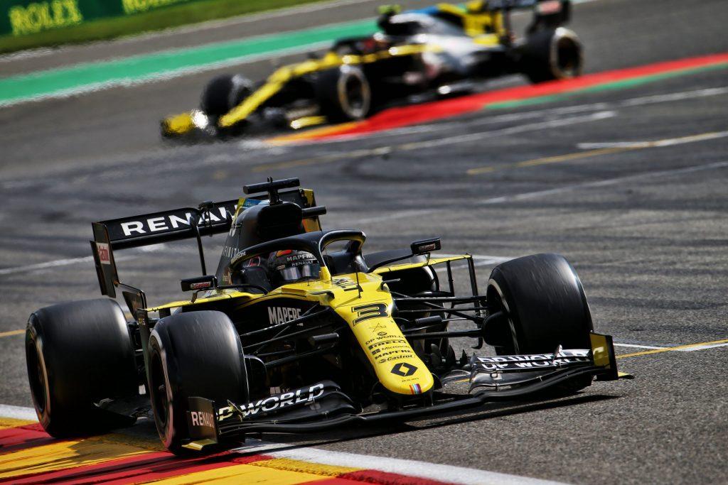 Renault DP World F1 Team