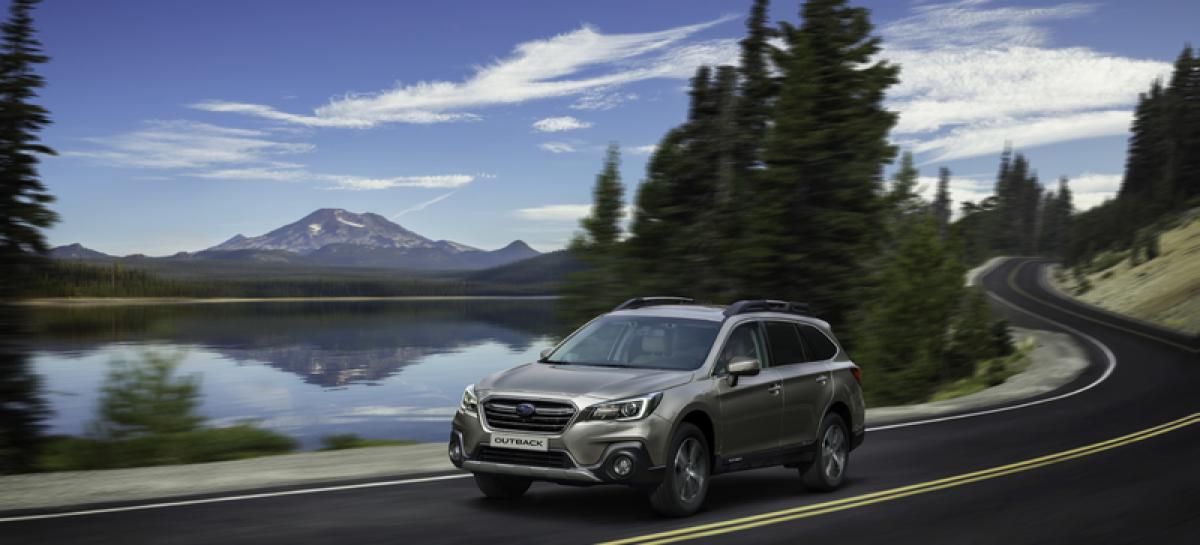 25 лет Subaru Outback