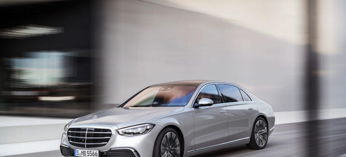 Новый Mercedes-Benz S-Класса – новый уровень автомобильной роскоши