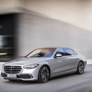 Новый Mercedes-Benz S-Класса - новый уровень автомобильной роскоши