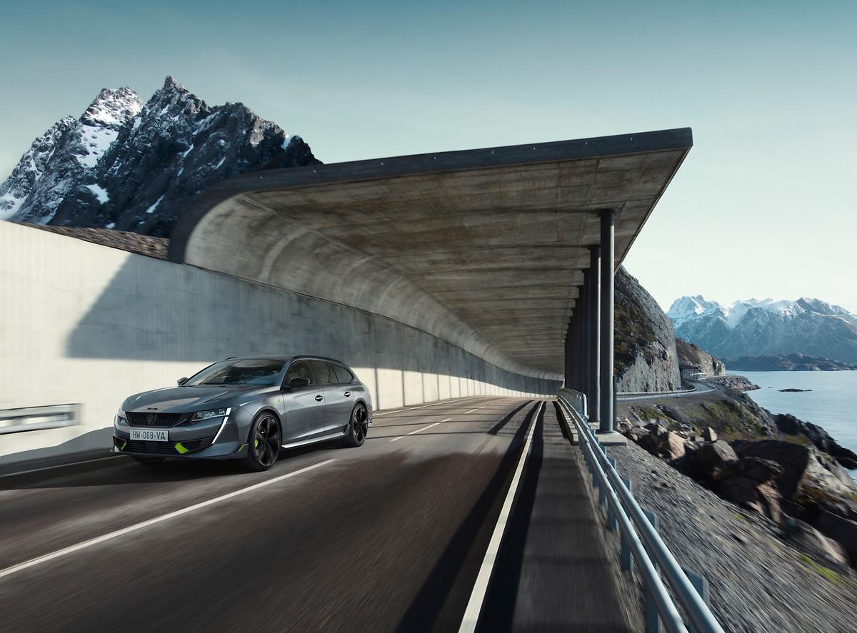 Peugeot 508 Sport Engineered