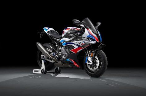 BMW Motorrad Россия представляет цены на новый супербайк BMW M 1000 RR