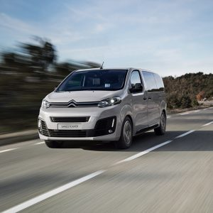Peugeot и Citroёn представляют новую комбинацию двигателя и коробки передач для пассажирских микроавтобусов
