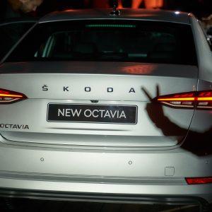 Škoda Auto Россия представило четвёртое поколение Skoda Octavia
