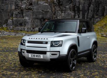 Изменение по двигателю Land Rover Defender для российского рынка