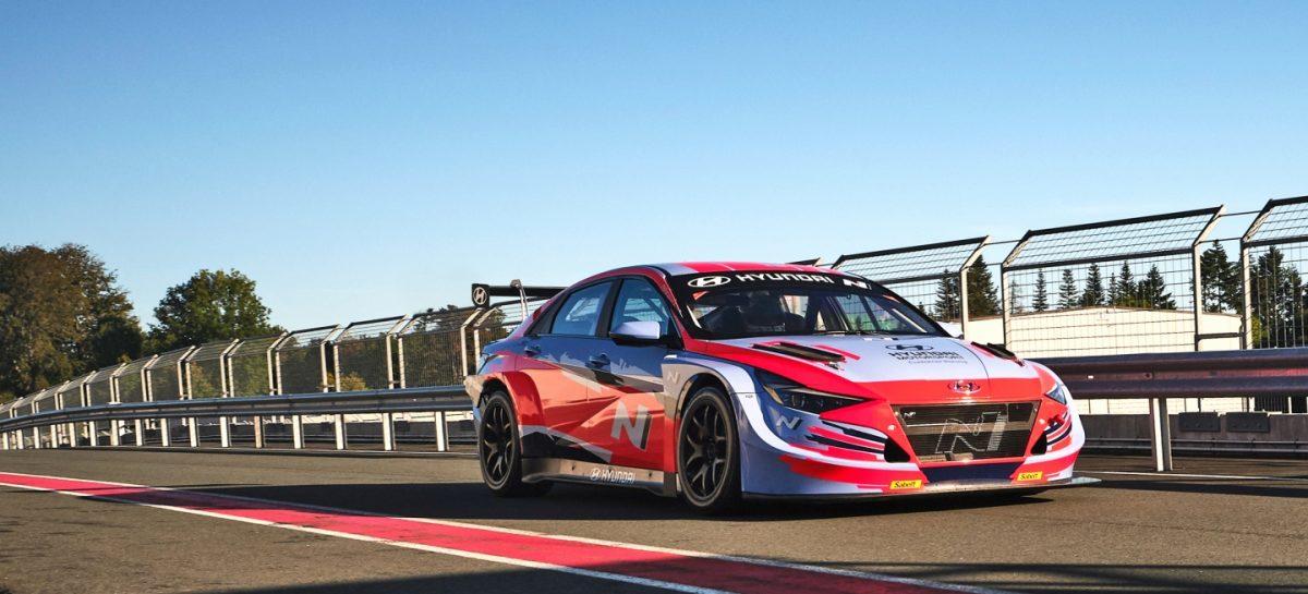 Модель Elantra N TCR пополнила линейку TCR подразделения Hyundai Motorsport Customer Racing