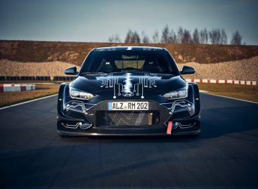 Электрифицированный прототип спорткара RM20e Racing Midship – новое поколение Hyundai N Performance