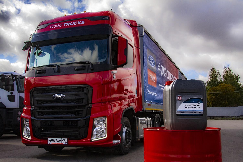 Ford Trucks и Лукойл