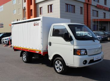 JAC Motors завершил сертификацию легкого грузовика JAC N35 для российского рынка