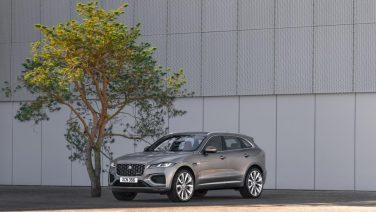Обновленный Jaguar F-Pace 21 модельного года: роскошный, технологичный, всегда на связи