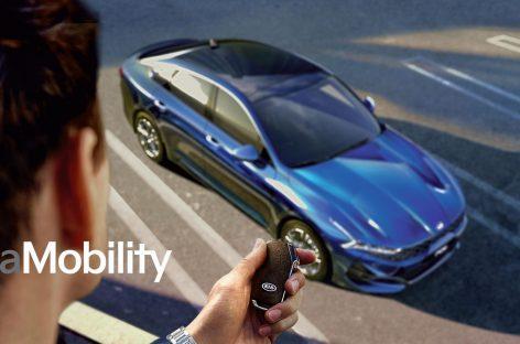В России стартует программа автомобилей по подписке KiaMobility