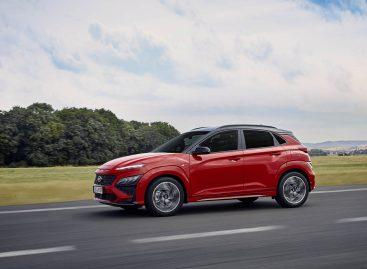 Hyundai представляет обновления модели Kona и спортивную версию Kona N Line