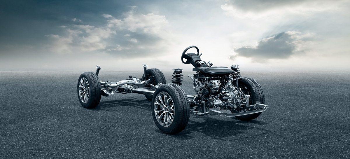 Exeed представил архитектуру M3X – концепцию создания автомобилей