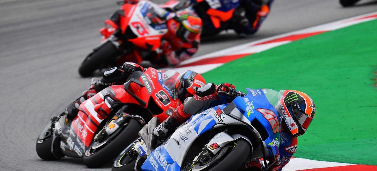 Восьмой этап гонки MotoGP – третья победа Фабио Куартараро на шинах Michelin в сезоне