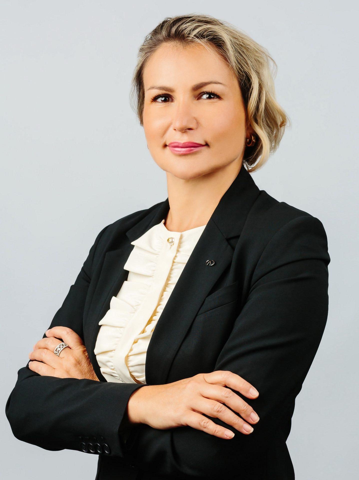 Ольга Филиппова – Генеральный менеджер по продажам и маркетингу Infiniti