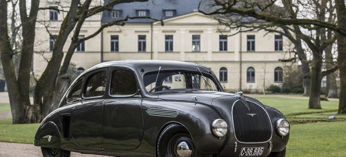Škoda 935 Dynamic отмечает 85-летний юбилей