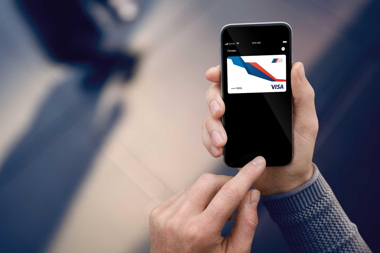 BMW виртуальная карта
